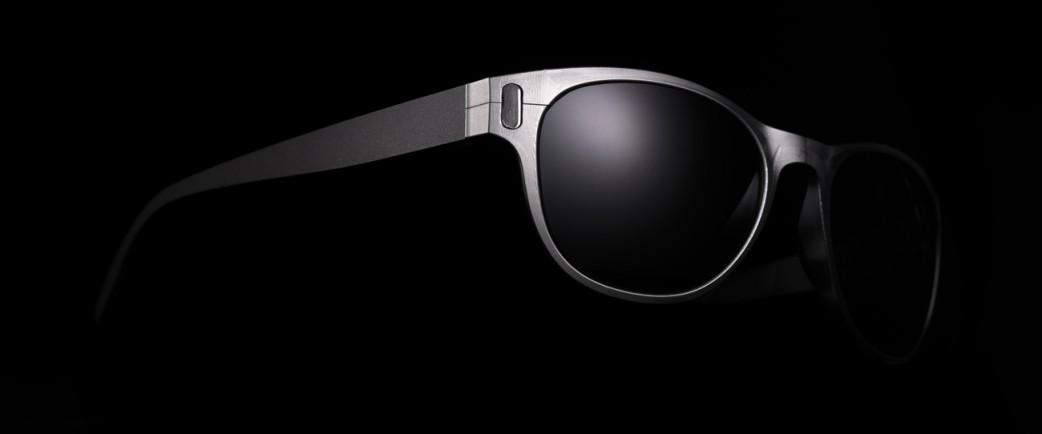 Titanium eyewear, lunettes titane, Titanium glasses