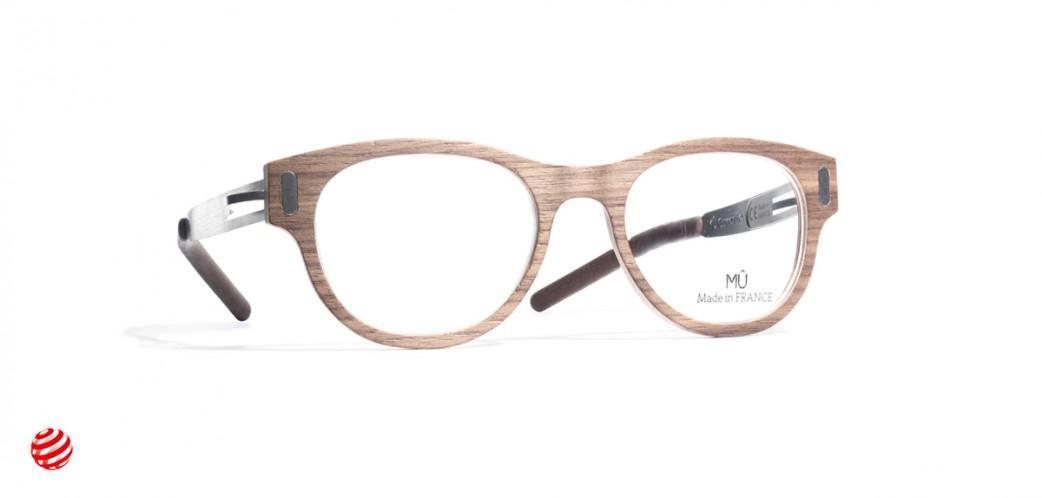 Circonflex eyewear, lunettes bois