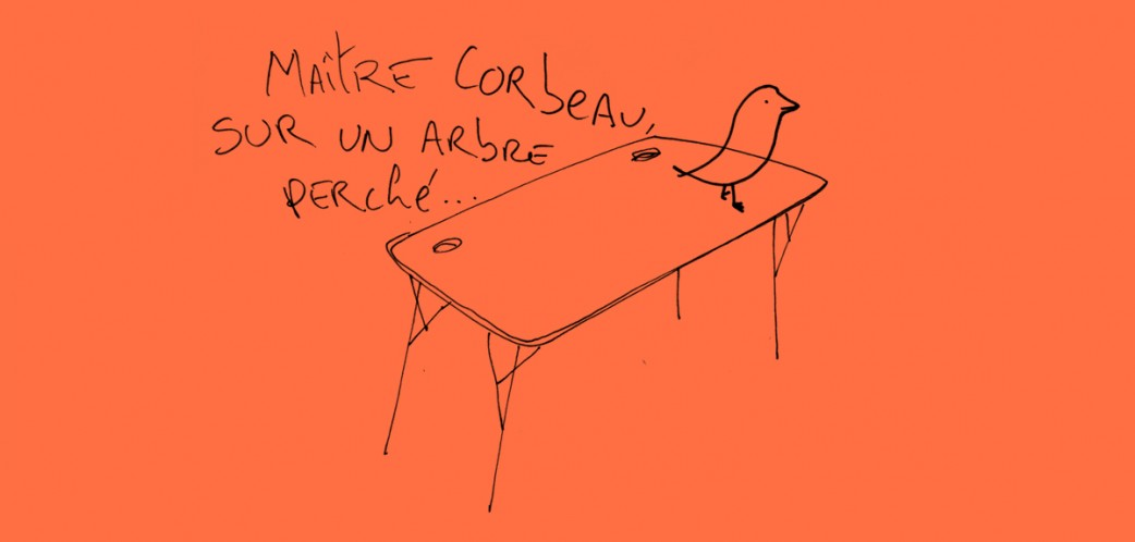 Table Courtrai