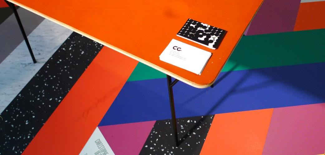 Table Courtrai